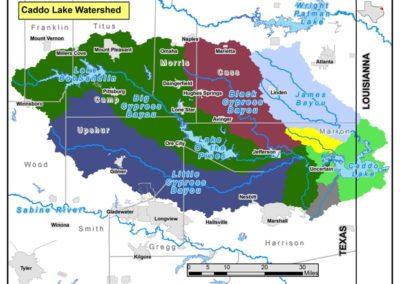 Caddo Lake Watershed